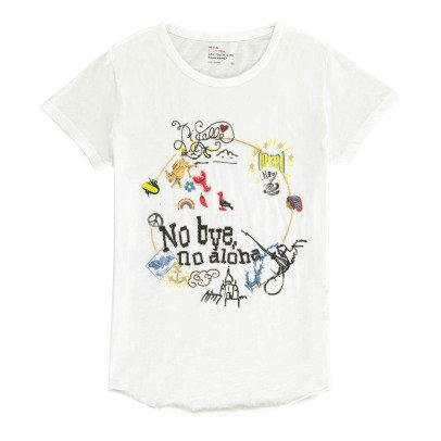 Leon & Harper T-shirt Brodé Toro-listing