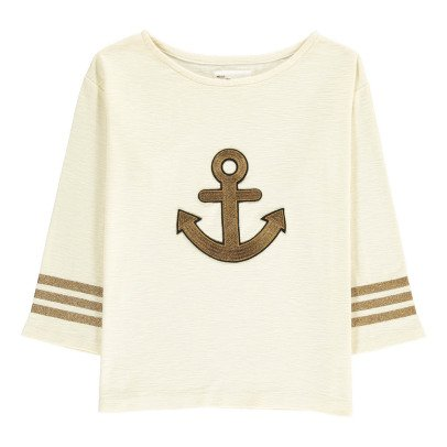 Leon & Harper T-Shirt Ancora Lurex-listing