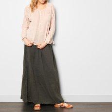 Numero 74 Blouse Manches Longues Naia - Collection Ado et Femme - Rose poudré-product