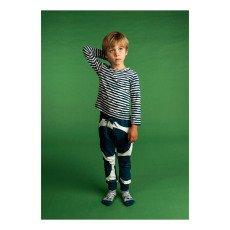 Kidscase Kidscase x Antoine Peters Jogger Círculos Algodón Biológico Alf-listing