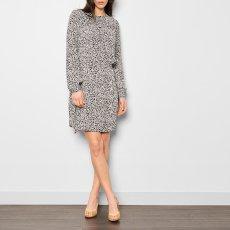 Sessun Hyppolite Leaf Belted Dress-listing