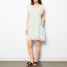 Louise Misha Kleid mit Rüschen Ondine-Damenkollektion -listing