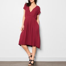 Pomandère V-Neck Dress-listing
