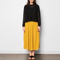 Pomandère Pullover aus Baumwolle und Leinen -listing