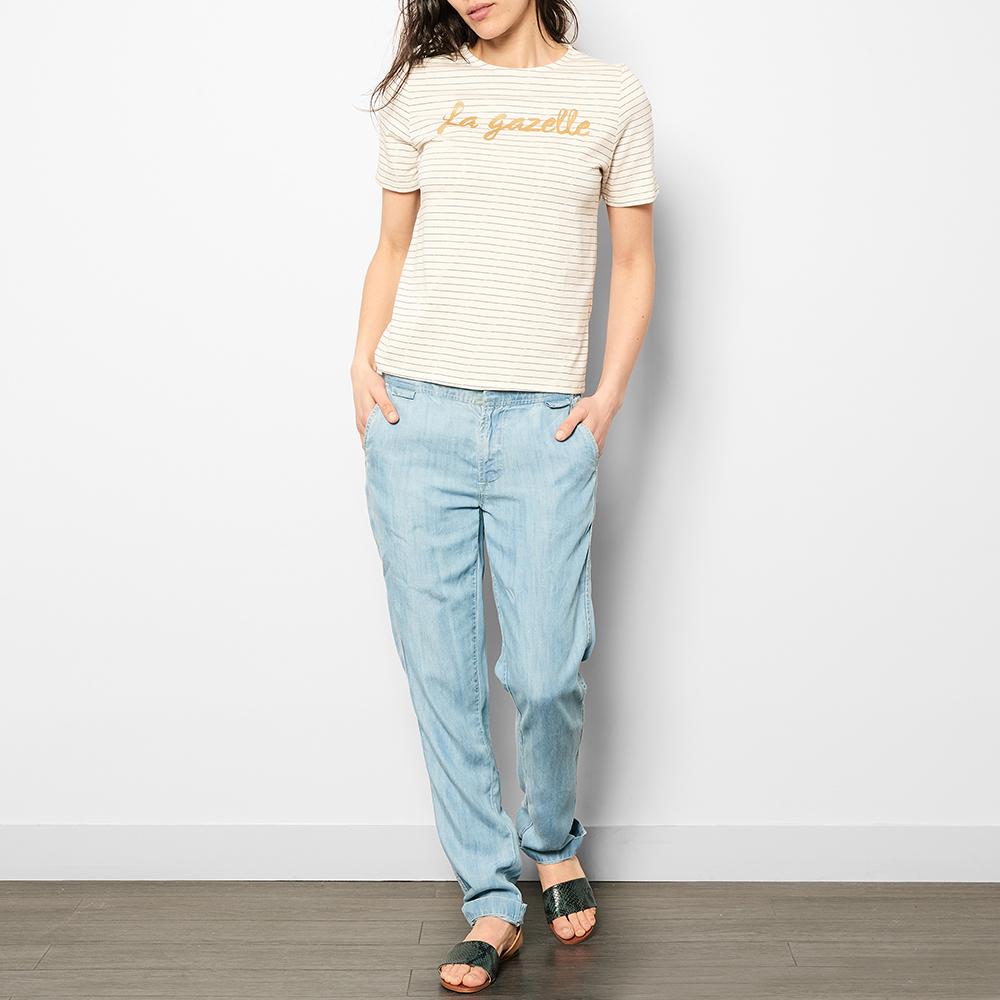 T-shirt Rayé La Gazelle-product