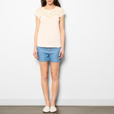 Blune T-shirt Righe Superpower-listing