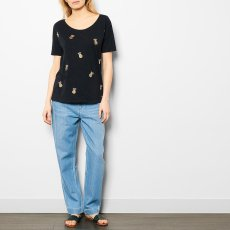 Des petits hauts T-shirt Ananas -listing