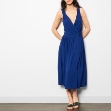 Sessun Touraco Wrap Dress-listing