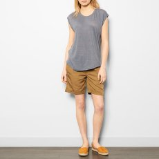 Swildens Qevily Gold Linen T-Shirt-product