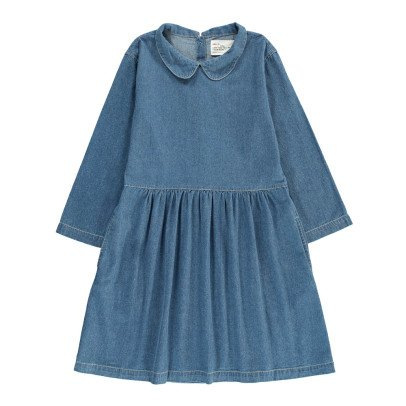 Leon & Harper Riya Peter Pan Collar Dress-listing