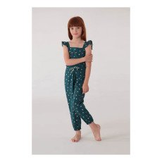 NICE THINGS MINI Colured Polka Dot Jumpsuit-product