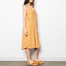 Louise Misha Vestido Rayas Lúrex Bordado Gypset - Colección Mujer-listing
