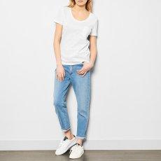Des petits hauts Francine Embellished Textured T-Shirt-product