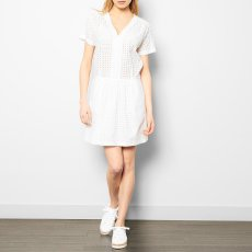 La Petite Française Matin Dress in Broderie Anglaise-listing