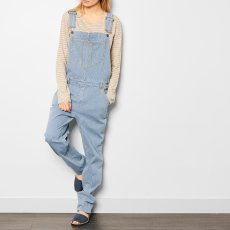 Soeur Hop Striped Dungarees-listing
