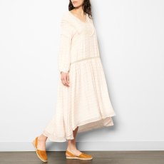 Louise Misha Tinja Silk and Cotton Dress - Women's Collection-listing