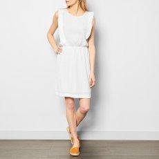 Des petits hauts Toupsy Doby Spot Crepe Dress-listing