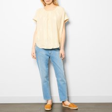 Des petits hauts Taylou Cotton and Lurex Shirt-product