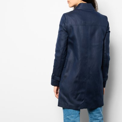 Sessun Trench-Coat Faces -listing