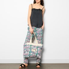 Louise Misha Uluwatu Floral Linen and Cotton Bag - Women's Collection-listing