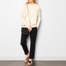Beck Sönder Gaard Allee Leather and Suede Shoulder Bag-listing