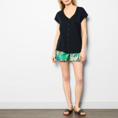 Des petits hauts Zofi Button-Up T-Shirt-product