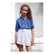 Swildens Teen Falda Rayas Qechan-listing