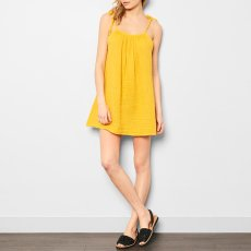 Numero 74 Robe Courte Mia  - Collection Ado et Femme - Jaune-product