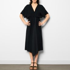 Masscob V-Neck Maxi Dress-listing
