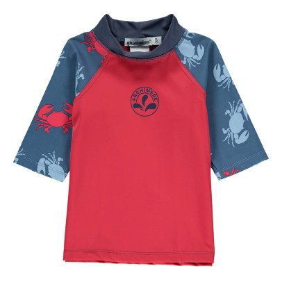 Archimède Seaside Crab UV Protective T-Shirt-listing