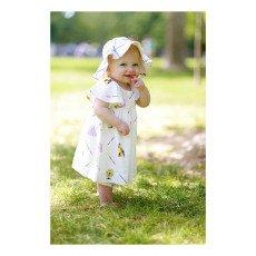 Oaks of acorn Island Frilly Sleeve Dress-listing