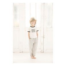 Louis Louise Gazelle Striped Trousers-product