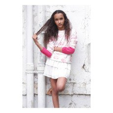 Swildens Teen Suéter Flores Qolor-listing