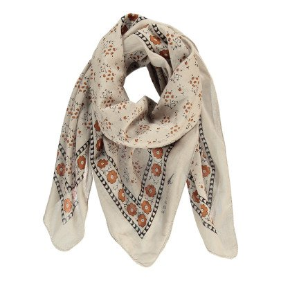 Soeur Foulard Coton Fleurs-listing