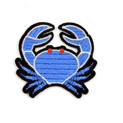 Macon & Lesquoy Crab Badge-listing