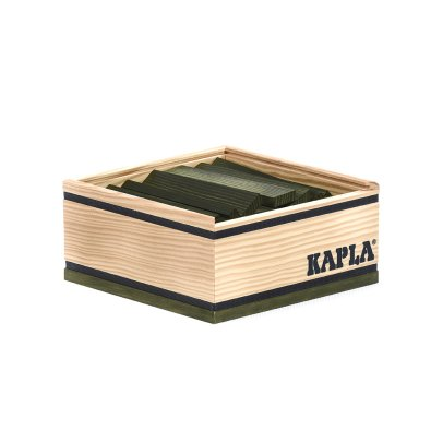 Kapla Cofanetto quadrato 40 tavolette-listing