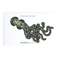 Macon & Lesquoy Phosphorescent Medusa Badge-listing