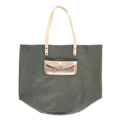 Craie Zweiseitige Tasche Polochon -listing