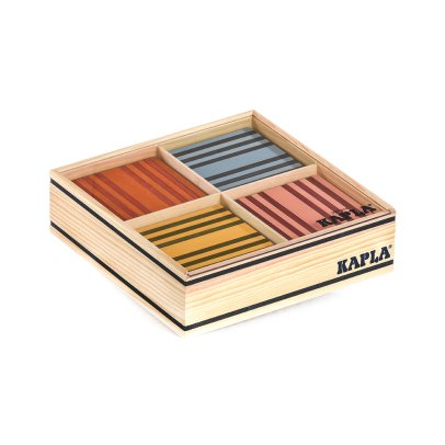 Kapla Octocolor-Set- 100 Steine -listing