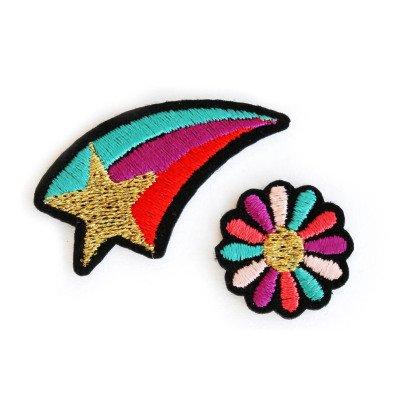Macon & Lesquoy 2 scudi Stella cometa e fiore-listing