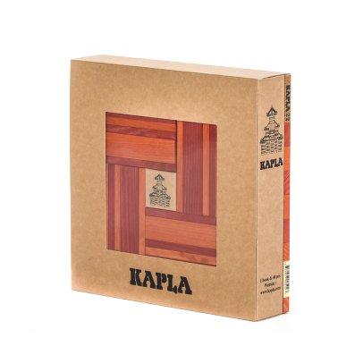 Kapla Cofanetto colore 40 tavolette-listing