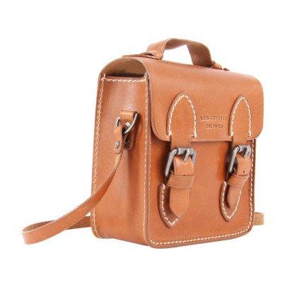 Les coyotes de Paris Becky Mini Leather Satchel-listing