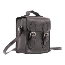 Les coyotes de Paris Becky Mini Leather Satchel-listing