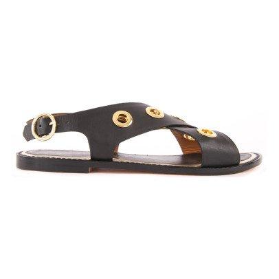 Petite Mendigote Sandalen aus Leder Cypres -listing