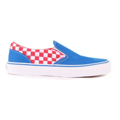 Vans Classic Checked Slip-Ons-listing