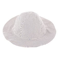Burberry Harlee Striped Bucket Hat-listing
