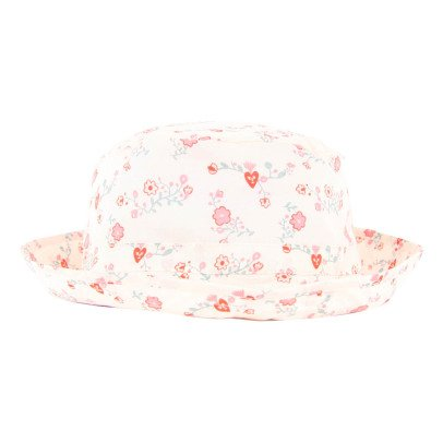 Oeuf NYC Pima Cotton Flower Bucket Hat-listing