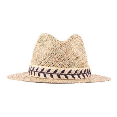 Blune Maradji x Blune Chic Casbah Lurex Hat-listing
