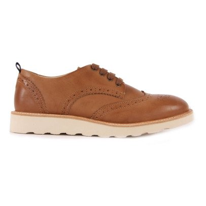 Young Soles Brando Leather Derbies-listing