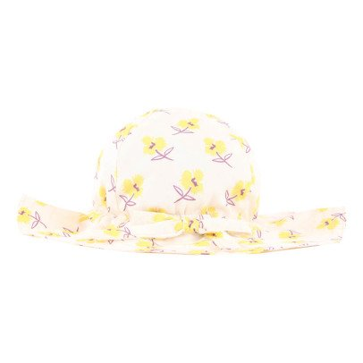 Omibia Lady Floral Organic Cotton Hat-listing